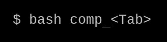 bash_completion